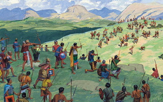 Mormon Nephites and Lamanites