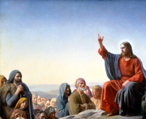 sermon on the mount mormon