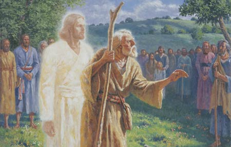 Adam Commanded to Teach His Children