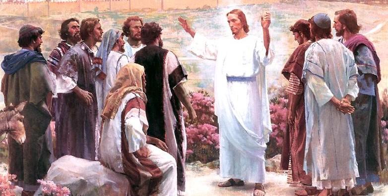 Jesus-Apostles