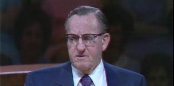 Mormon Alvin R. Dyer