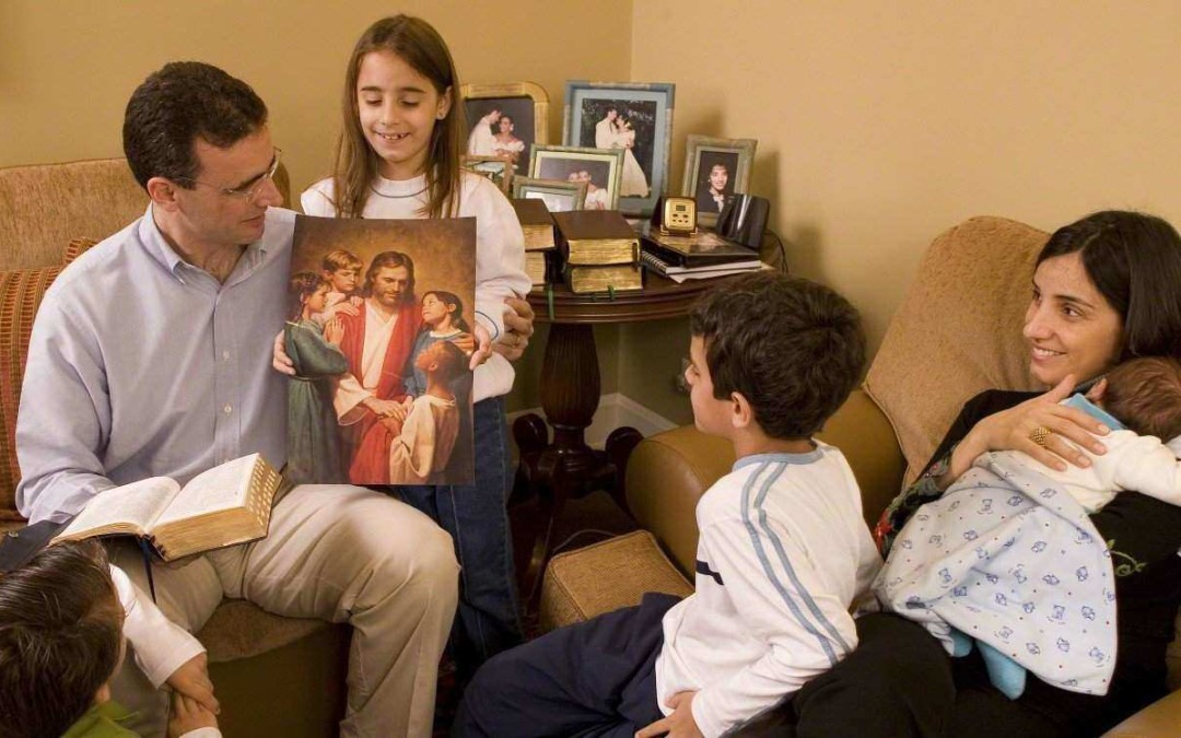 Aren't we better off not teaching our children the gospel?