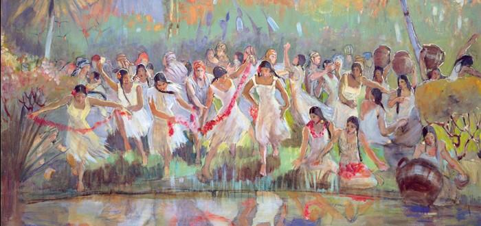 Lamanite daughters Book of Mormon