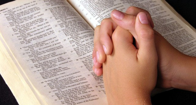 mormon scriptures and prayer