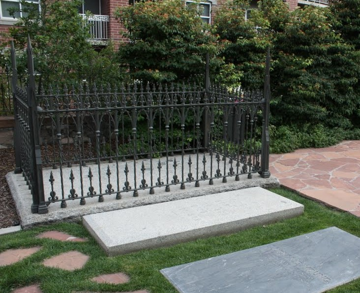 Mormon Brigham Young's burial site