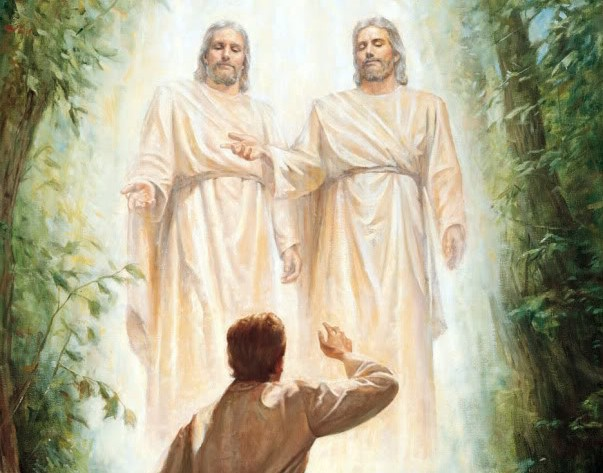 Where can I find Joseph Smith's own version of the First Vision?