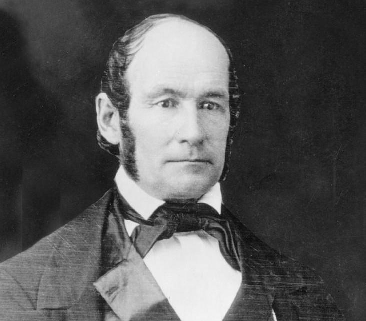 Mormon Apostle Heber C. Kimball