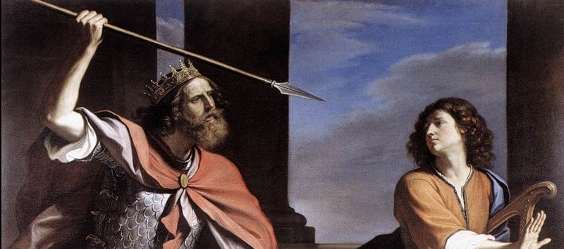 Is King Saul in perdition?
