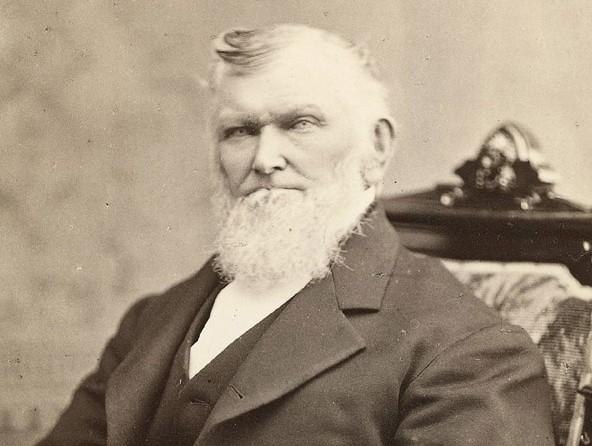Mormon Prophet Wilford Woodruff