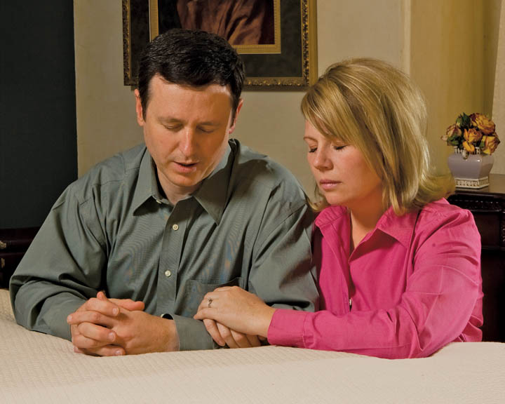Can my husband and I get sealed in the temple even after our past?