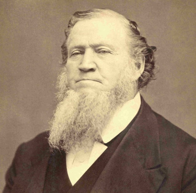 Did Brigham Young really make a comment about unmarried men?