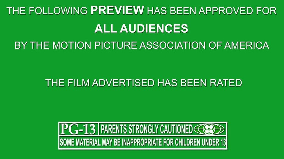 How Can I Teach My Children Not to Watch Pg-13 Rated Movies?
