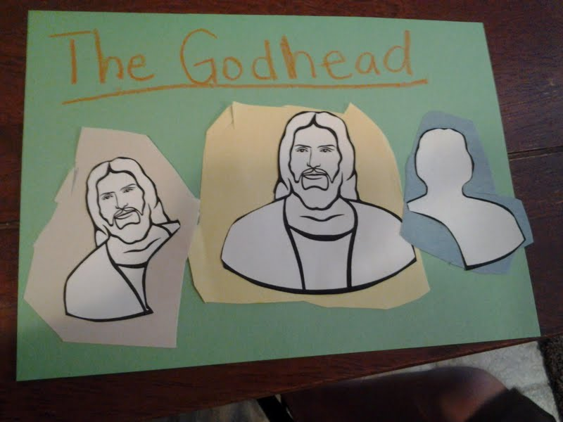 Why does there have to be 3 in the Godhead?