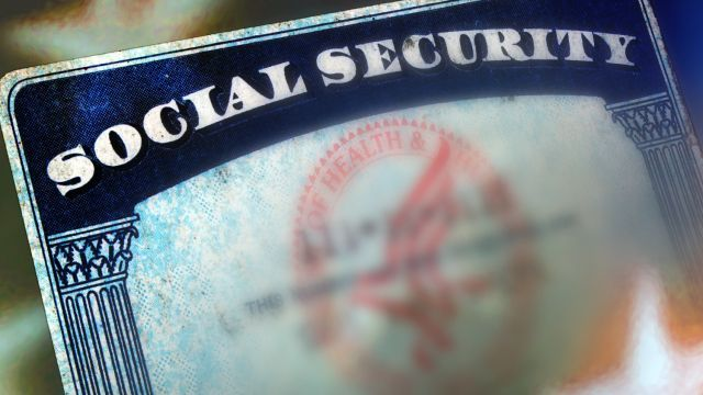 Am I condemned for living off of Social Security?