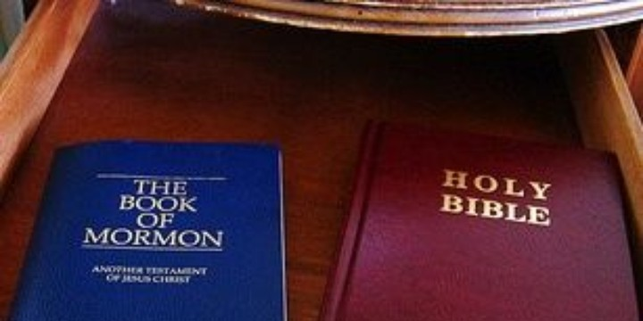 How can the Book of Mormon have identical quotes from the Bible?