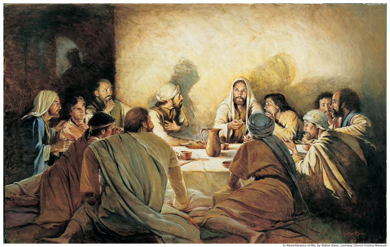 The Sacrament and the Spirit of the Lord