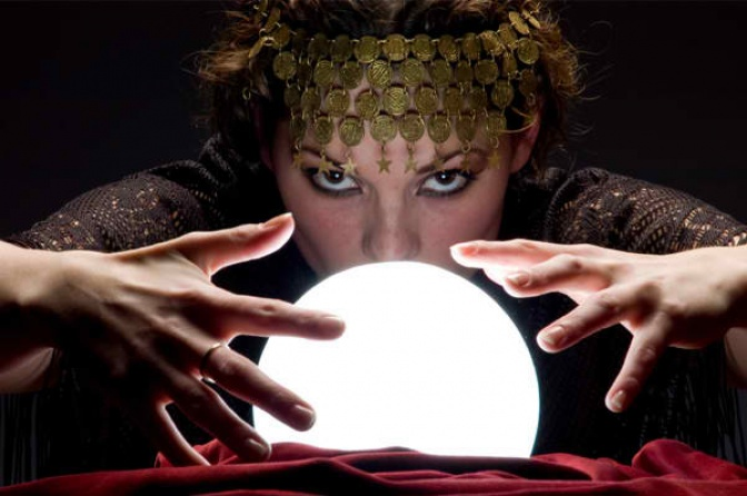 What is the power that psychics have?