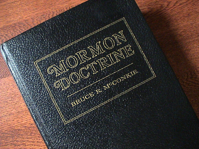 Why, in Mormon doctrine, are all the people different from one another?