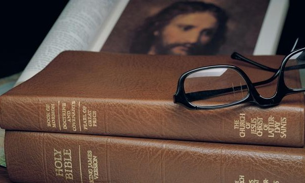Why are the words Christ and church used in the Book of Mormon?