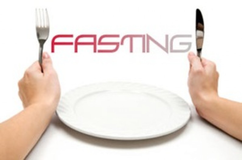 Purpose for fasting