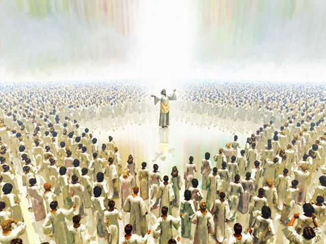 Who are the 144,000 spoken of in Revelation?