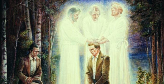 Why wasn't Priesthood authority restored first?