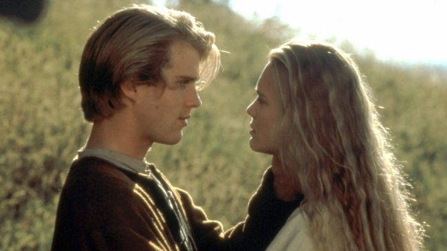 In the Princess Bride, should Wesley have pursued a married woman?