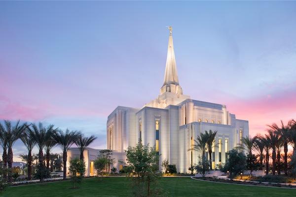 Is Mormon underwear magic?