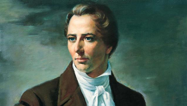 Is Joseph Smith a direct descendant of Lehi?