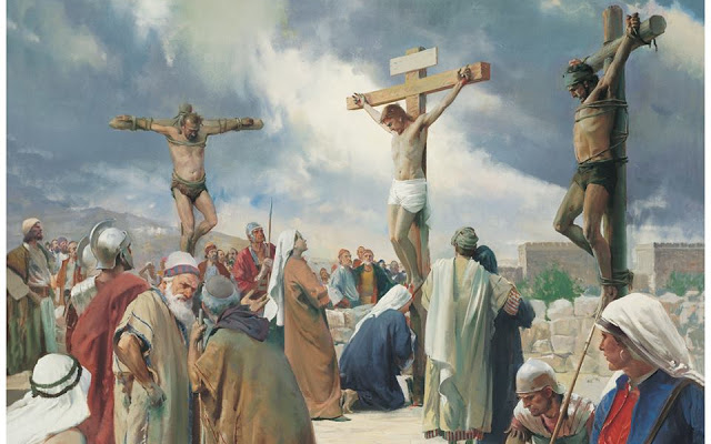 Why did Christ have to go through all of that suffering?
