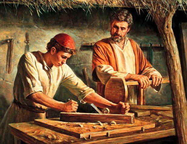 What happened to Joseph the Carpenter?