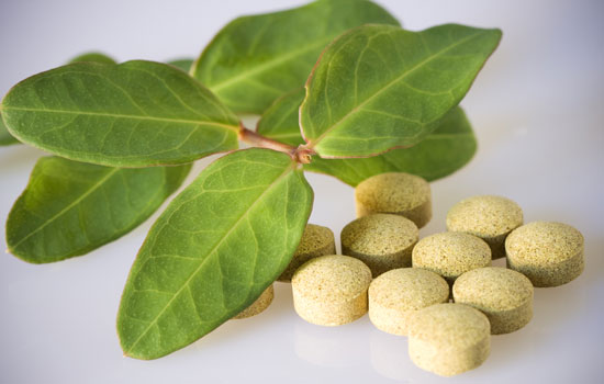 Is it okay to use supplements that contain green tea?