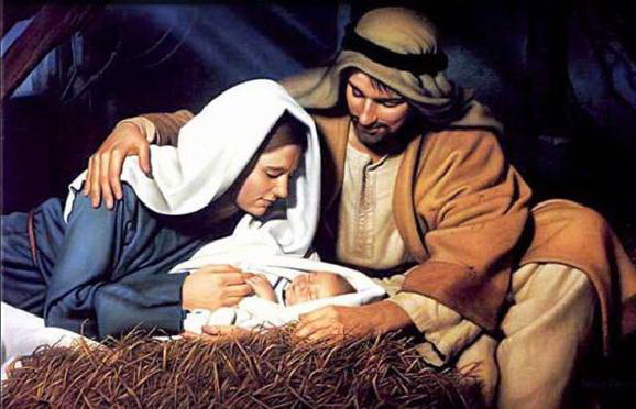 How old was Mary when she gave birth to Jesus?