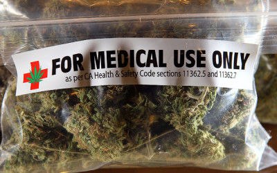 Is is okay to use marijuana as a medical alternative?