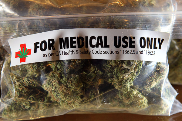 Is is okay to use marijuana as a medical alternative?