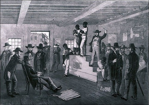 Are there scriptures that justify slavery?