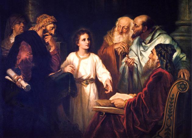 Was Christ a tattle-tale?