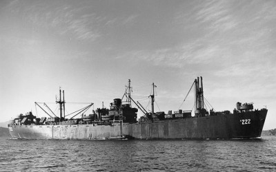 What is known about military ships named after church leaders during WWII?