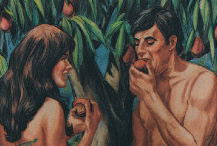 What if Adam had never partaken of the forbidden fruit?