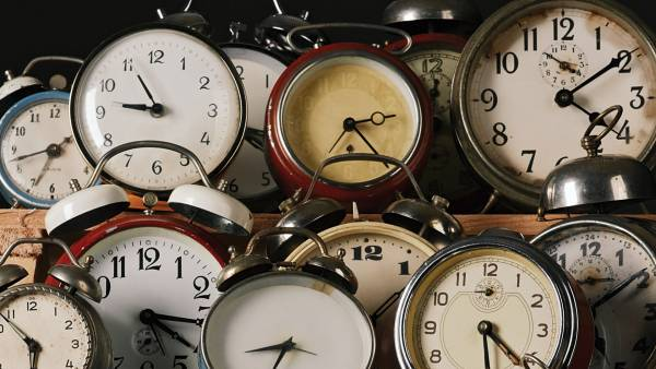How do we find time to do everything that is expected of us?