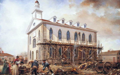 Is the Church of Christ actually the recognized successor of the early church?