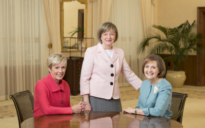 With the addition of women to some boards, isn't the Church bowing to modern ideas?