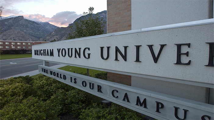 Why does BYU expel students who have left the Church?