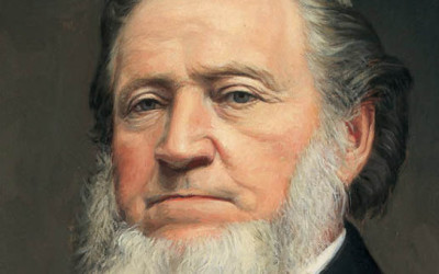 If Brigham Young didn't think of himself as a prophet, why should we?