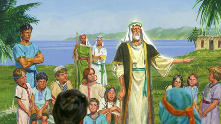 Did the Jaredites inhabit the promised land when the Nephites arrived?