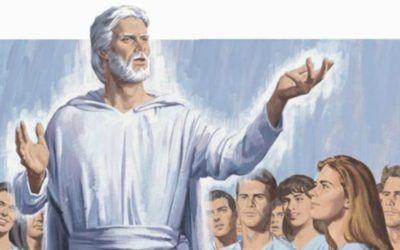 Was Heavenly Father once a mortal man?