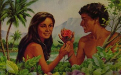 Were Adam and Eve married in the Garden of Eden?
