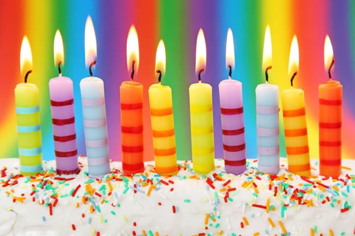 Are birthdays celebrated in heaven?