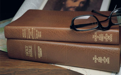 How can both verses of scripture be true?