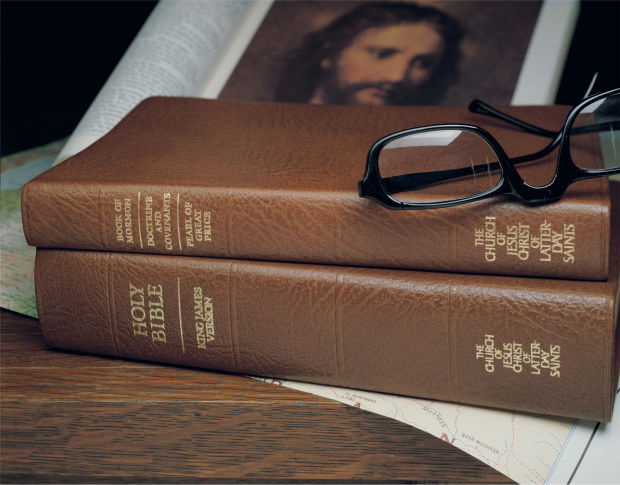 Is there really a difference between the Mormon Church and Evangelical's world view on scripture?